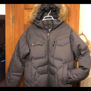 Columbia MENS Size Large Down PUFFER Jacket